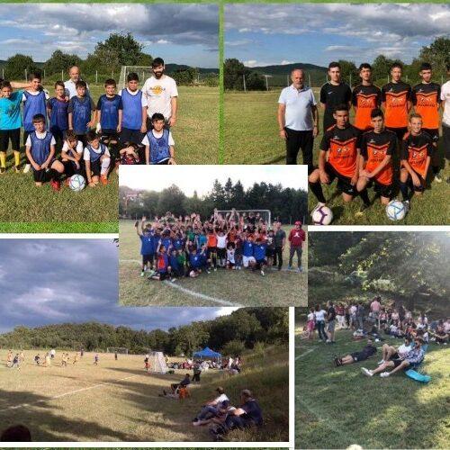 Ποδοσφαιρικός αγώνας Κουμαριά – Σέλι