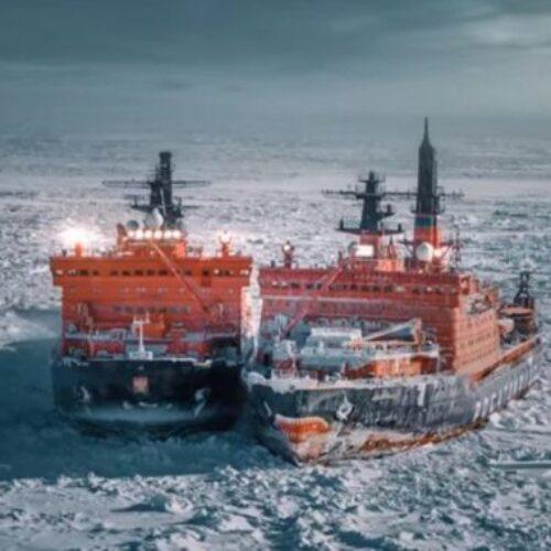 Επιστήμονες θα παγώσουν στην Αρκτική σε μία άνευ προηγουμένου έρευνα