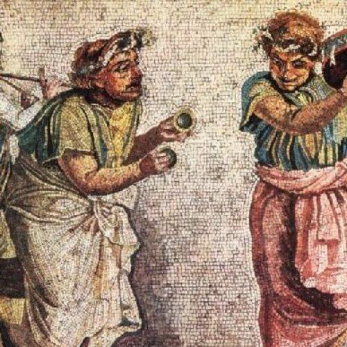 """""""Ρώμη... ρωμαλέα!"""" (γ') γράφει ο Αριστοτέλης Παπαγεωργίου"""
