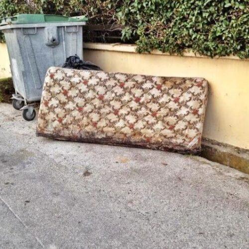 Δήμος Βέροιας: Όχι ογκώδη αντικείμενα ή κλαδιά δίπλα σε κάδους απορριμμάτων
