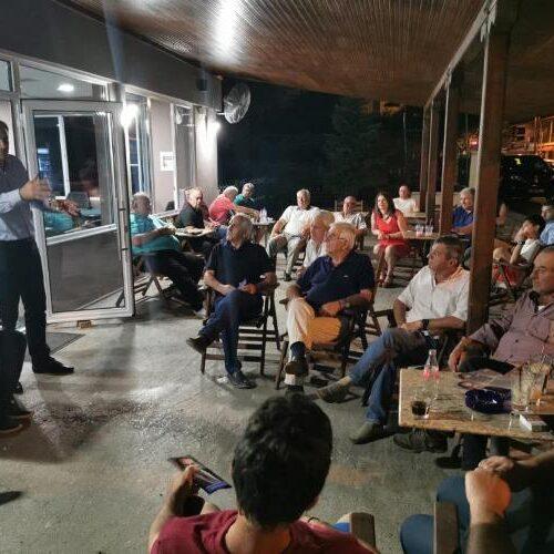 """Απ. Βεσυρόπουλος: """"Οι μεθοδεύσεις του ΣΥΡΙΖΑ να προκαλέσει χάος στη χώρα με την απλή αναλογική"""""""