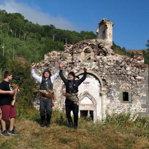 Το ταξίδιγιατιςαλησμόνητες πατρίδεςτης Εύξεινου Λέσχης Βέροιας