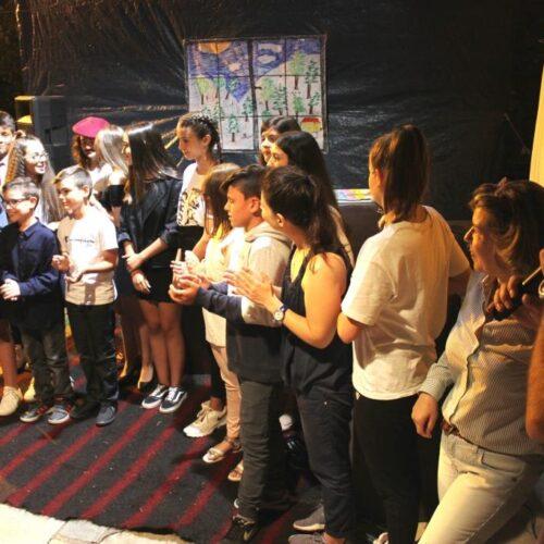 Μάγεψε η θεατρική ομάδα νέων του  ΠΟΞ στο Ξηρολίβαδο  - Παρουσίασε δυο μονόπρακτα του Δημήτρη Ψαθά