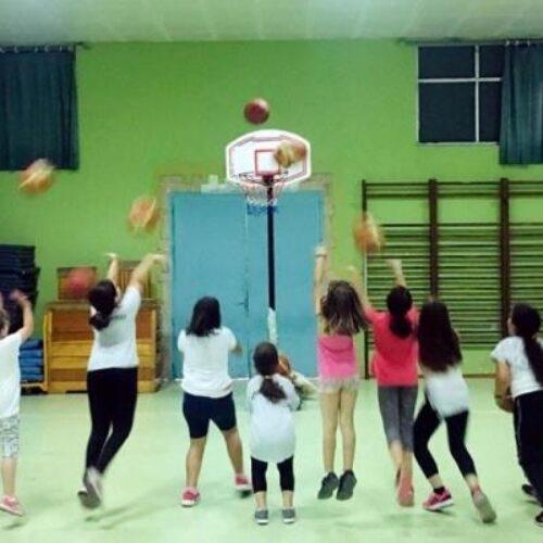 Η έναρξη των εγγραφών στην Ακαδημία Μπάσκετ των Αετών Βέροιας