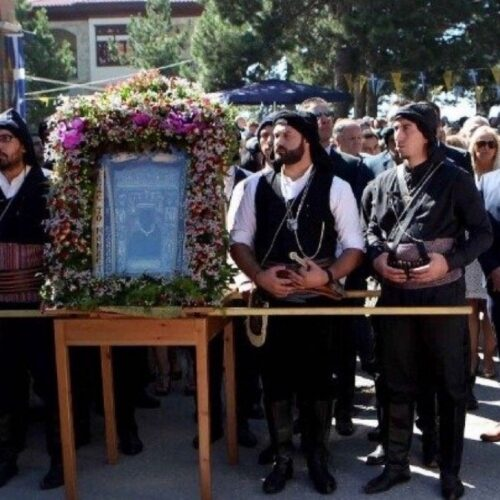 Πρ. Παυλόπουλος: Η Γενοκτονία του Πόντου φέρει όλα τα στοιχεία του εγκλήματος κατά της Ανθρωπότητας