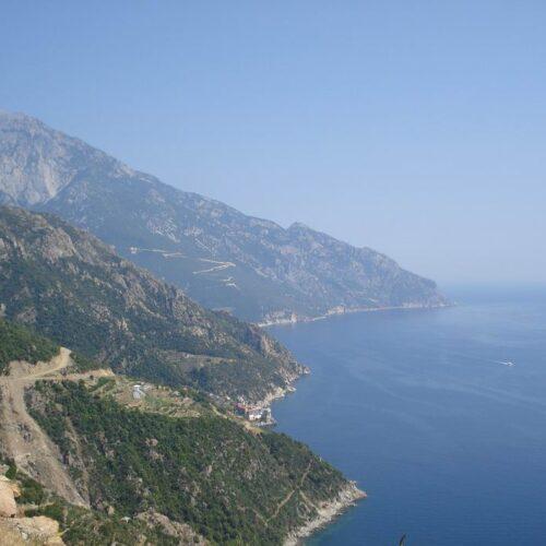 Άγιο Όρος: Από τον Αρσανά της Αγ. Άννας στα 2.033 μέτρα της κορυφής του Άθω (Μέρος Α΄)