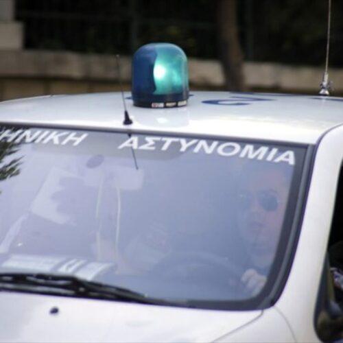 Συνελήφθη για εκκρεμή καταδικαστική απόφαση στην Ημαθία