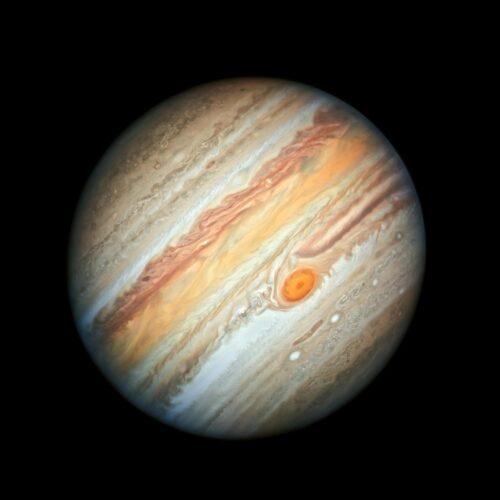 Νέα εντυπωσιακή φωτογραφία του Δία από το διαστημικό τηλεσκόπιο Hubble