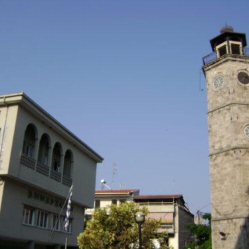 Ενημερώθηκε ο νέος Δήμαρχος Νάουσας από την απερχόμενη Δημοτική Αρχή