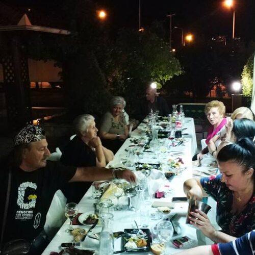 """Συνάντηση """"νέων αργοναυτών"""" της Ευξείνου Λέσχης Βέροιας με αφορμή το προσκύνημα στις αλησμόνητες πατρίδες"""