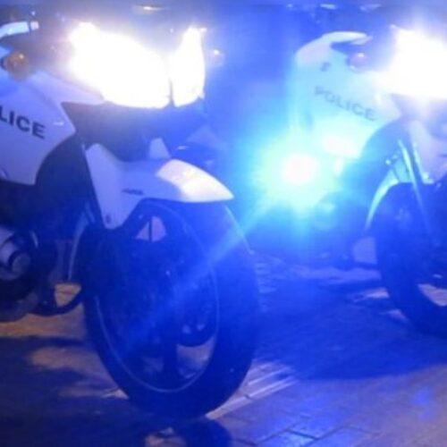 Σύλληψη 42χρονου για απόπειρα κλοπής στη Βέροια