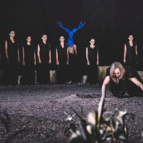 """ΚΘΒΕ: """"Ιφιγένεια η εν Αυλίδι"""" του Ευριπίδη - Καβάλα, Αρχαίο Θέατρο Φιλίππων"""
