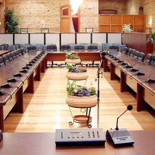 Ειδική συνεδρίαση του Δημοτικού Συμβουλίου Βέροιας για εκλογή μελών σε επιτροπές