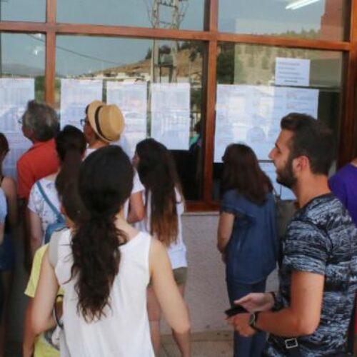 Βάσεις 2019: Ανακοινώθηκαν τα αποτελέσματα από το υπουργείο Παιδείας