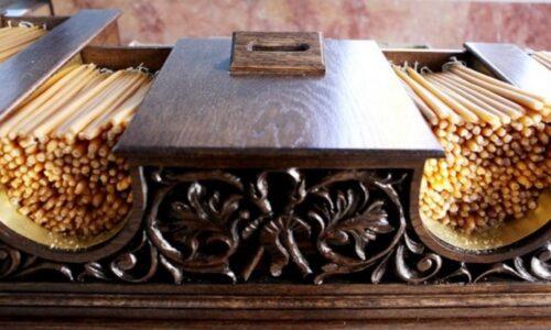 Προσπάθησε να διαρρήξει παγκάρι σε κοιμητήρια και συνελήφθη στη Βέροια