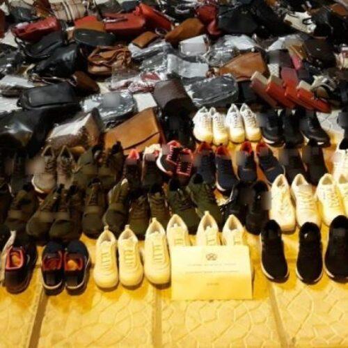 Σύλληψη 34χρονης για παρεμπόριο στην Πιερία
