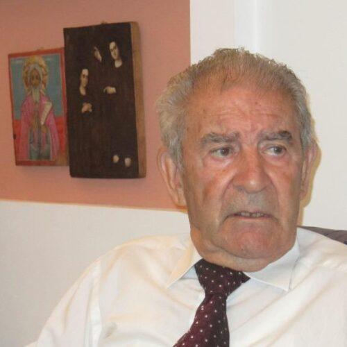Έφυγε από τη ζωή ο Ορέστης Σιδηρόπουλος – Παλιότερη συνέντευξή του στη faretra.info