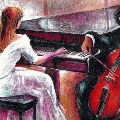 """Γιώργος Σιώμος """"Το πιάνο"""""""