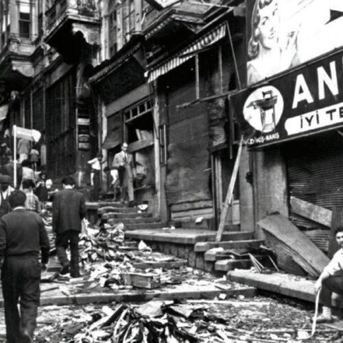 """""""Ο αφελληνισμός της Κωνσταντινούπολης"""" γράφει ο Ξενοφών Μπρουντζάκης"""