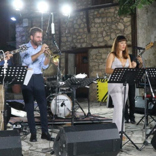 Βραδιά τζαζ στη Μπαρμπούτα με τη Χριστίνα Συριοπούλου
