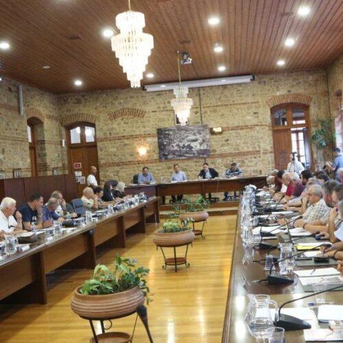 Ξεκίνησε τη θητεία του το νέο Δημοτικό Συμβούλιο Βέροιας