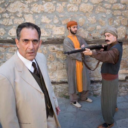 """Σπύρος Καραγιάννης: """"Θέατρο και κινηματογράφος δυο διαφορετικές εμπειρίες"""""""