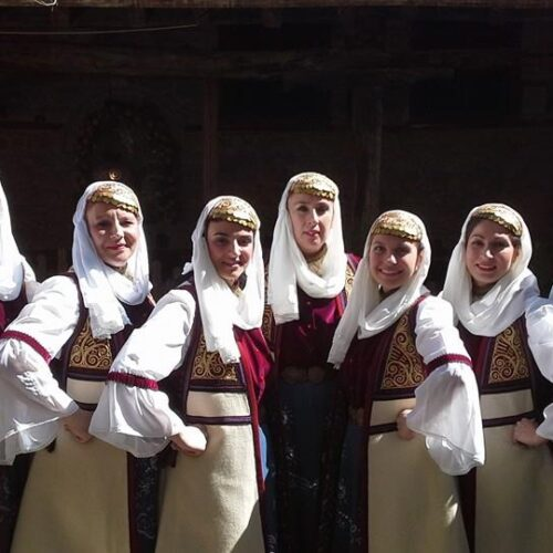 Συγχαρητήριο του Λυκείου Ελληνίδων Βέροιας στους χορευτές και χορεύτριές του που πέρασαν στο Πανεπιστήμιο