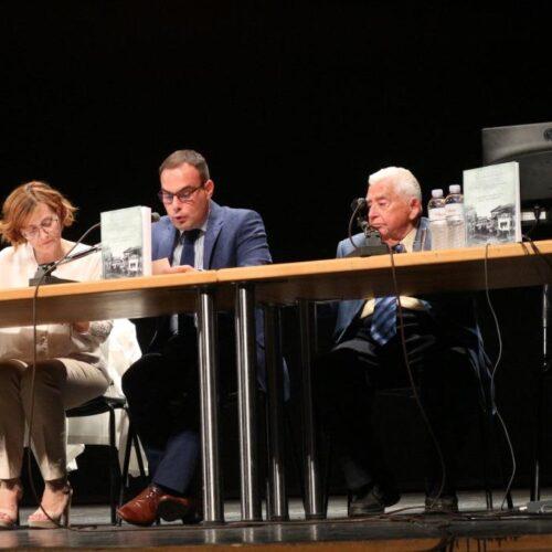 """Μανώλης Ξυνάδας: """"Η Εβραϊκή παρουσία στην Ημαθία"""" - Παρουσίαση του 37ου τεύχους  της ΕΜΙΠΗ"""
