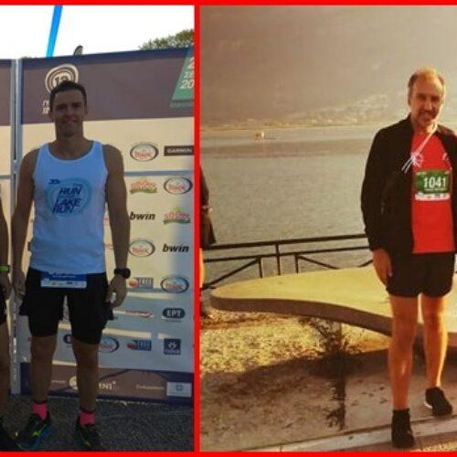 Αποτελέσματα του Συλλόγου Δρομέων Βέροιας από τον 13ο Γύρο Λίμνης των Ιωαννίνων