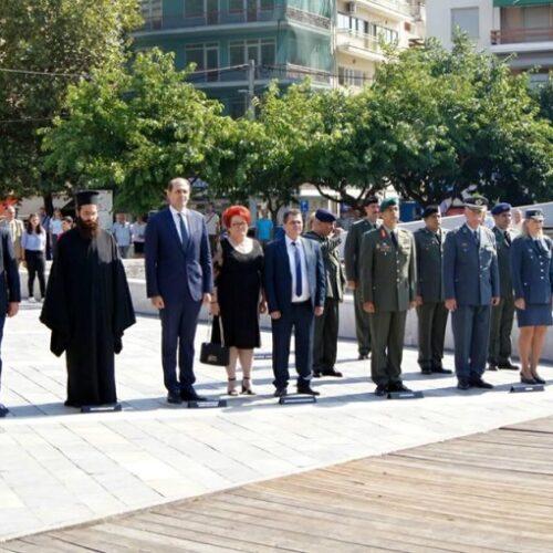 Ολοκληρώθηκαν οι εκδηλώσεις μνήμης για τη Γενοκτονία των Ελλήνων της Μικράς Ασίας στην Ημαθία
