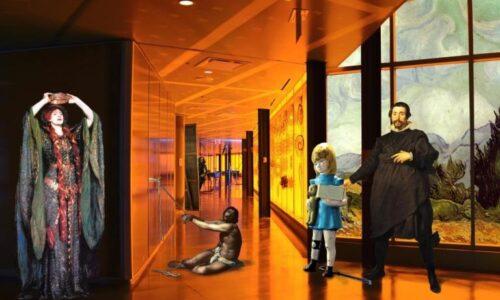 """Άρτεμις Ποταμιάνου """"Art Stories"""" - Ατομική έκθεση στην γκαλερί ΠΑΠΑΤΖΙΚΟΥ"""