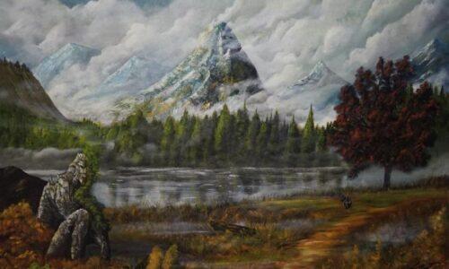 Θεσσαλονίκη: Ατομική έκθεση του κερκυραίου ζωγράφου Σπύρου Γελέκα στη  Govedarou Art Gallery