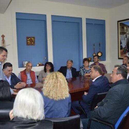 Ρουμάνικη αντιπροσωπεία επισκέφθηκε την Ημαθία