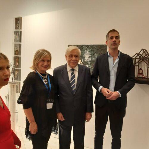Στην art-athina η papatzikou gallery