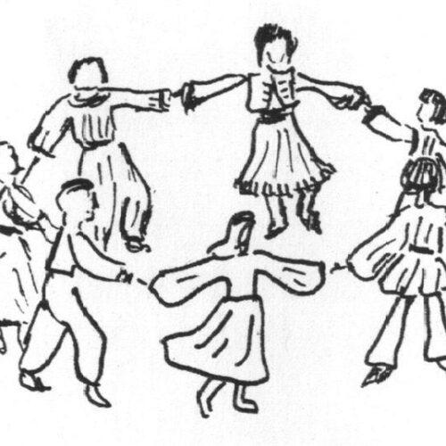"""""""Μαθαίνουμε παραδοσιακούς χορούς"""" του Γιώργου Σιώμου"""