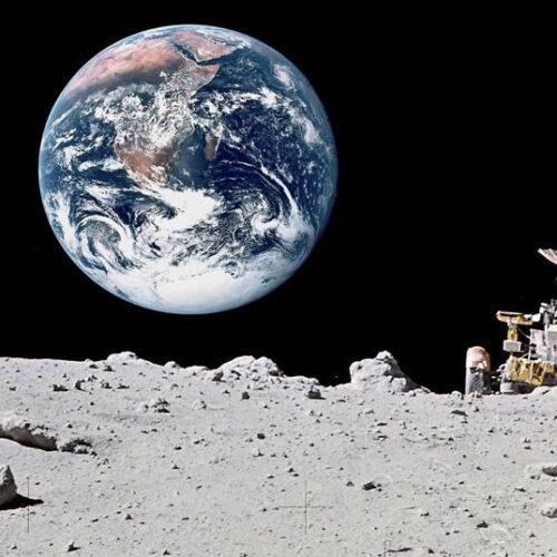 """Σάββας Γαβριηλίδης: """"Γη - Σελήνη χωρίς Troyens & Greecs.!!!"""""""