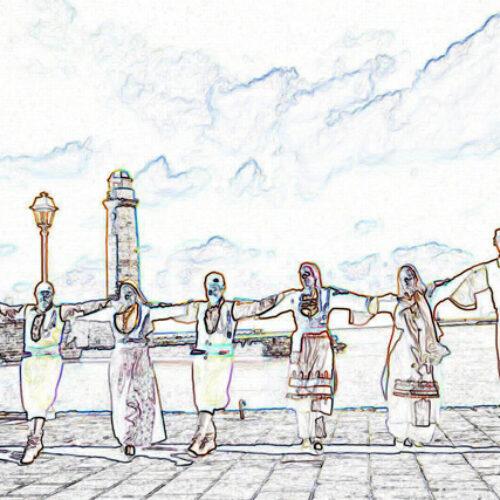 Τα μαθήματα Παραδοσιακού χορού από το Λύκειο  Ελληνίδων Βέροιας ξεκινούν - Το πρόγραμμα