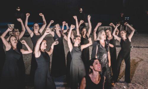 """ΚΘΒΕ: Η """"Ιφιγένεια η εν Αυλίδι"""" του Ευριπίδη στο Βασιλικό Θέατρο"""