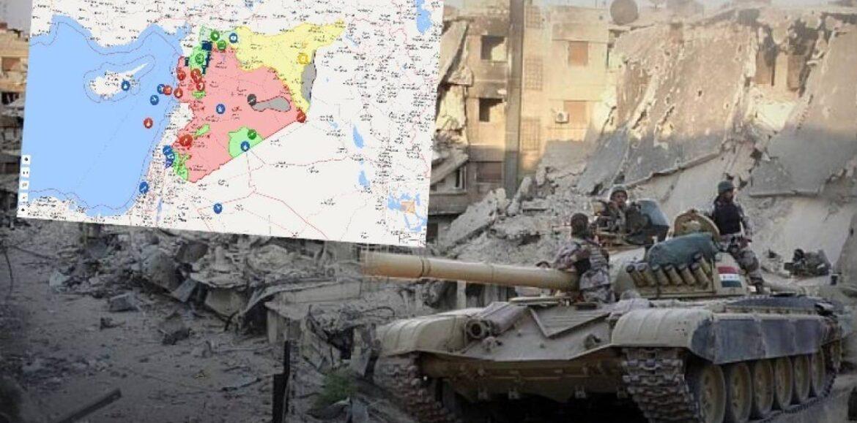 """«Συρία: Επιχείρηση """"Πηγή Ειρήνης"""" ή κατάκτηση γειτονικής Χώρας;» γράφει ο Αλέξανδρος Τρομπούκης"""