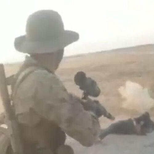 Θηριωδίες στην Βόρεια Συρία.  Βίντεο-ντοκουμέντο από εκτελέσεις Κούρδων αμάχων
