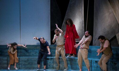 """Λάρισα: Παιδική Σκηνή Θεσσαλικού Θεάτρου. """"Οδύσσεια"""" σε μεταγραφή Αντρέα Φλουράκη"""