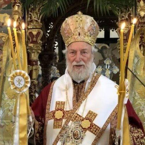 Αρχιερατική Θ. Λειτουργία και δοξολογία για τον Μακεδονικό Αγώνα στον Ι.Ν. Αγίου Αντωνίου Βέροιας