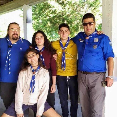 Κοινότητα Ανιχνευτών Προσκόπων Βέροιας: Ξεκινήσαμε δυναμικά φέτος με διήμερη υπαίθρια δράση