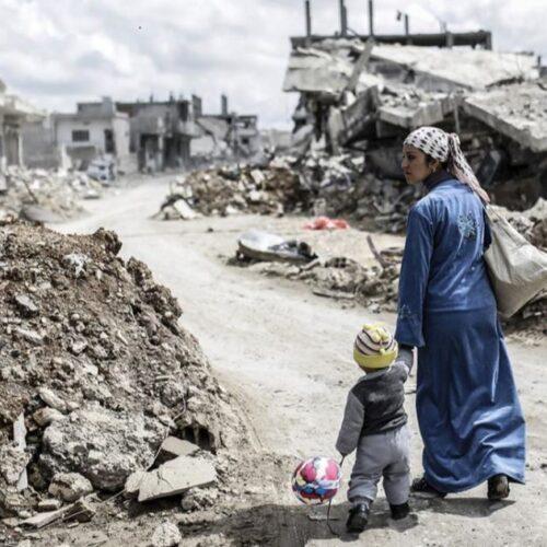 """""""Η Συρία και οι «σωτήρες» της"""" γράφει ο Νίκος Μπογιόπουλος"""