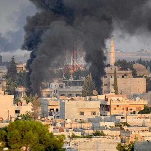 ΠΑΜΕ: Καταγγέλλουμε τη νέα ιμπεριαλιστική επέμβαση στη Συρία