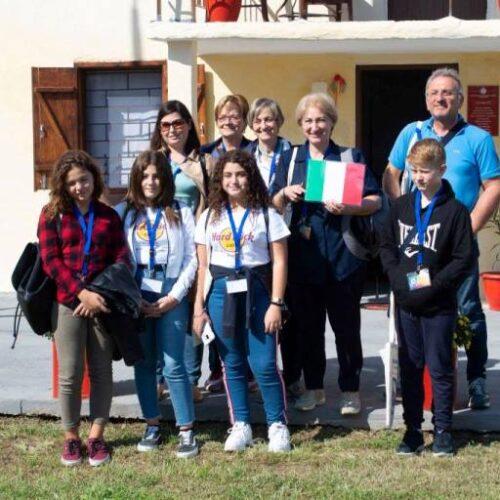 Δημοτικό Σχολείο Πλατέος Ημαθίας: Ευρωπαϊκό πρόγραμμα erasmus plus ''European Digital Classroom''