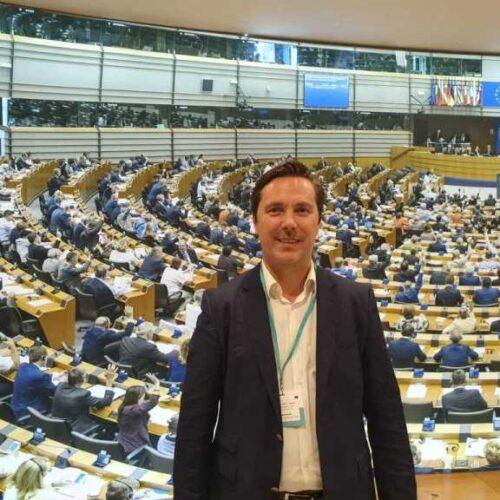 Ο Δήμαρχος Νάουσας στην διοργάνωση «Open days for Mayors» στις Βρυξέλλες
