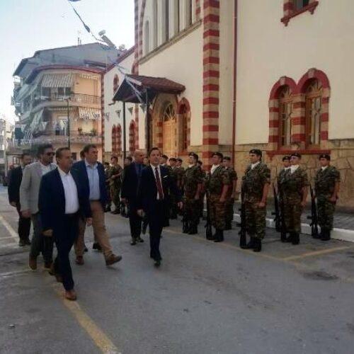 Μήνυμα Δημάρχου Νάουσας για την 107η Επέτειο Απελευθέρωσης της πόλης από τον τουρκικό ζυγό