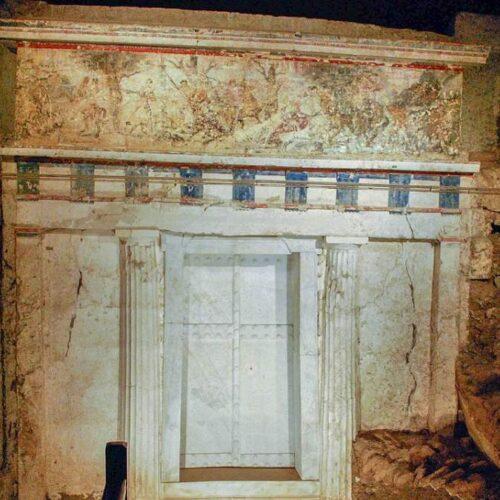 Κι αν ο Ανδρόνικος έχει κάνει λάθος με τον τάφο της Βεργίνας; - Σκέψεις Ελένης Γλύκατζη - Αρβελέρ