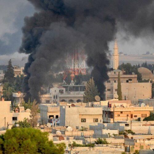 """Πεντάγωνο: Αμερικανοί στρατιωτικοί κινδύνευσαν από τουρκικά πυρά - """"Κατά λάθος"""" λένε οι Τούρκοι"""